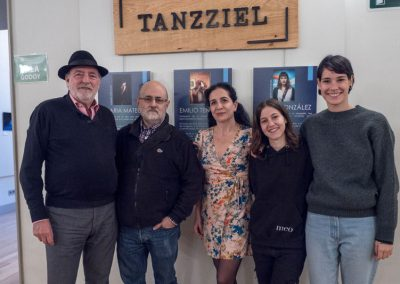 Inauguración de Tanzziel Aranjuez